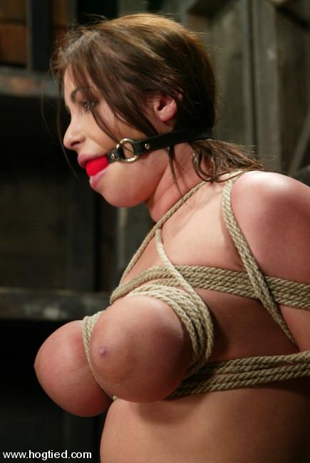 titties in rope
