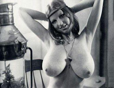 vintage hippy titties