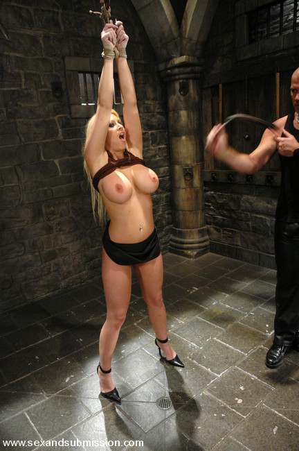 sex and submission tit whipping