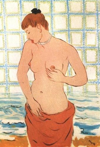 nipple pinches in fine art