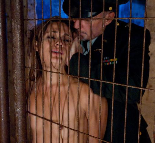 little titties in jail