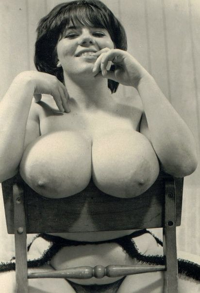 Consider, that vintage big tits nude something is